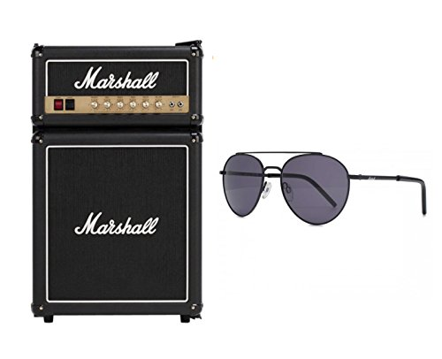 Marshall Mini nevera MF-3.2 & Marshall Eyewear Mick gafas de sol ...