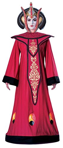 Rubie's Women's Queen Amidala Deluxe Adult Costume Large -