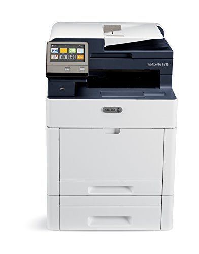 Xerox WorkCentre 6515dn A4 Colour Multifunction Laser Printer, 28 ppm,...