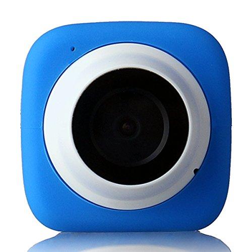 FeLiCia Vision-780 Wifi Sport Selfie Kamera Auto Dvr Dash Cam Wasserdicht 4G Eingebauter Speicher - Blau
