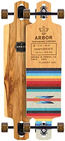 Arbor Dropcruiser Complete Skateboard