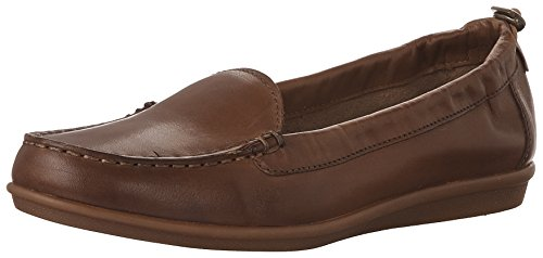 Tan Wink Leather Puppies Women's Hush Endless Flat wtv8zqWX4