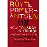 img - for R yte Pomerantsen: Or How to Laugh in Yiddish book / textbook / text book