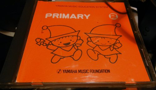 Price comparison product image Yamaha Music Foundation: Junior Music Course Primary 2 CD (26 tracks)