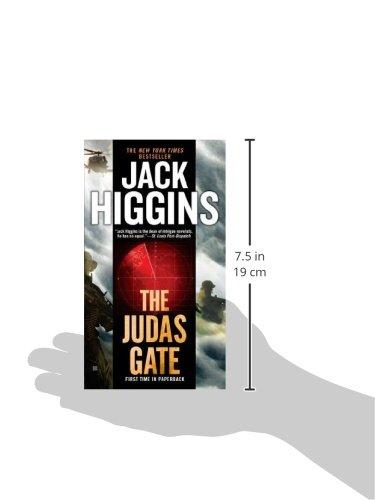 Amazon.com: The Judas Gate (Sean Dillon) (9780425244869): Jack Higgins:  Books
