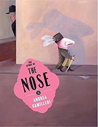 book cover of The Story of the Nose