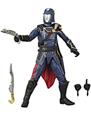 G.I. Joe Classified Series Cobra Commander Action Figure 06 Collectible Premium Toy, Multiple Accessories, 6-Inch Scale, Custom Package Art