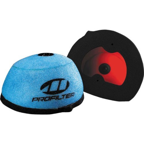 Pro Air Filter Pre-Oiled Fits Suzuki Drz400 2000-2013 (Dual Stage Oiled Filter Pre)