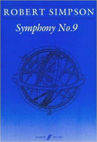 Symphony No. 9: Score (Faber Edition)