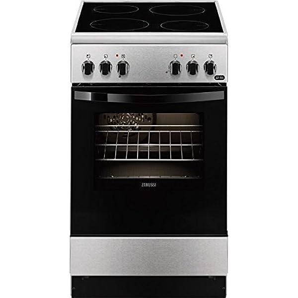 Zanussi ZCV65201WA - Cocina (Independiente, Color blanco ...