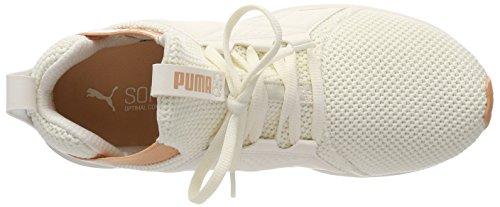 Scarpe Running whisper dusty Coral Weave Donna Enzo Wn's White Bianco Puma AFwpURP