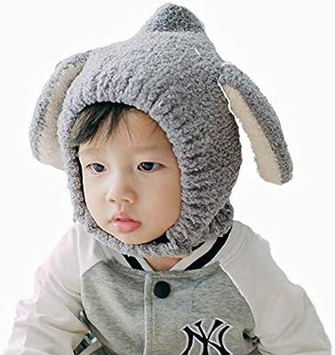 7e99c6acd82 QIQI Winter Children s Hat Autumn and Winter Soft Velvet Cartoon Warm  Children Cute Hat Earmuffs Soft Hat Suitable for 6-24 Months Children s Baby  Products