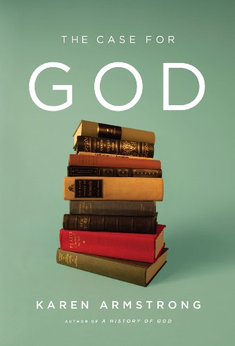 Cover of The Case for God