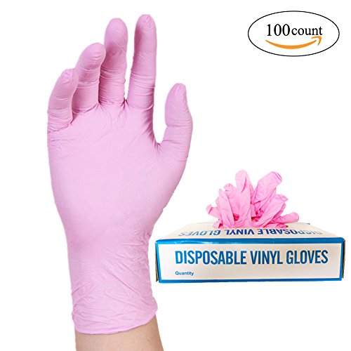 Expert choice for pink nitrile gloves food