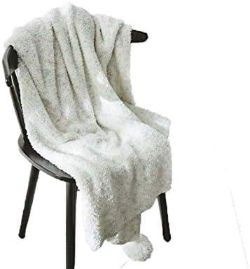 Manta de algodón suave premium - Mantas de algodón acogedoras - Toda la temporada - Súper Suave cálida para sillones Sofá de playa: Amazon.es: Hogar