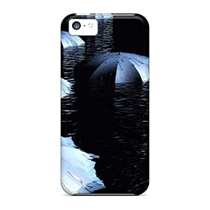 High Grade DrunkLove Flexible Tpu Case For Iphone 5c - Rainynight