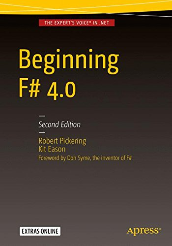 Beginning F# 4.0 by Apress