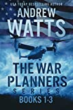 img - for The War Planners Series: Books 1-3: The War Planners, The War Stage, and Pawns of the Pacific book / textbook / text book