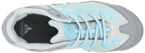 Vaude Womens Tupelo Sympatex 202849140450 - Zapatillas de deporte para mujer Gris