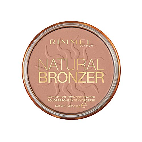 Rimmel London Natural Bronzer - Sun Light ()