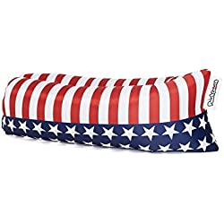 Pouch Couch The Official As Seen On TV Inflatable Air Lounger, USA