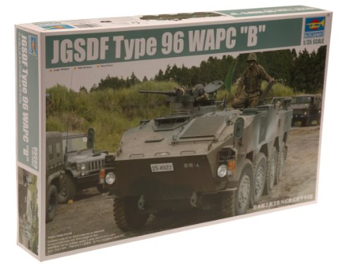 Trumpeter 1/35 JGSDF Type 96 WAPC B Armored Personnel Carrier Model Kit ()