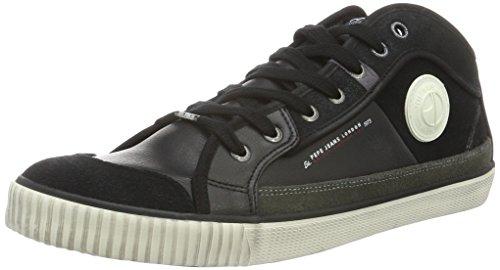 Pepe Jeans Industry Half - Zapatillas de Deporte hombre Negro - negro