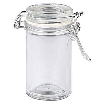 JB Prince 2 Oz. Mini Mason Jar