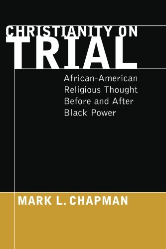 Christianity Trial African American Religious Thought product image
