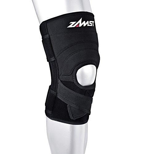 Zamst ZK-7 Knee Brace, Black, 2X