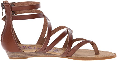 Blowfish Bungalow Femme Sandale En Cuir Synthétique Gladiator