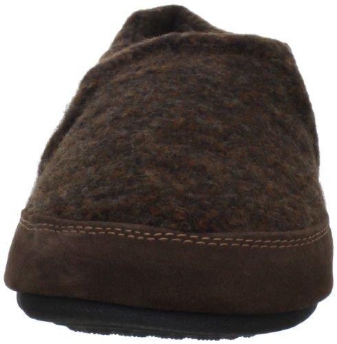 Mens Ghianda Fave Gore Pantofola Java Tweed
