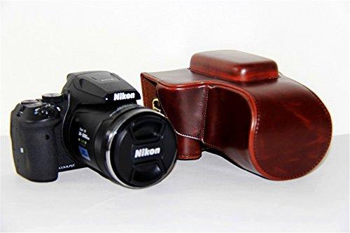BolinUS Premium PU Leather FullBody Camera Case Bag Cover fo