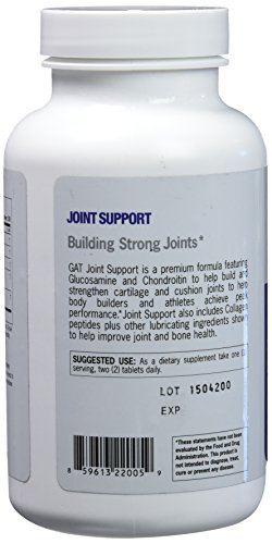 GAT Joint Support Tablets, 60 Count by GAT (Image #4)
