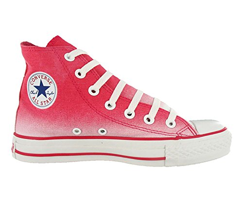 Converse All Star Chuck Taylor Gradiated Hi Hvit Sz Hvit, Bær