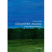 Image for Country Music: A Very Short Introduction (Very Short Introductions)