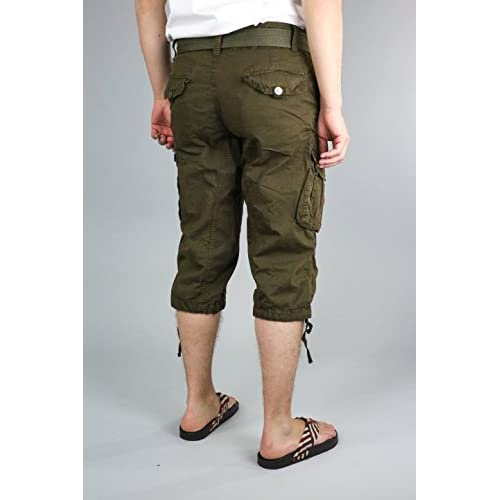 2b9e51c3e7 XRAY JEANS XRAY MEN'S TURIN CARGO SHORTS-Olive-32 low-cost - wiki ...