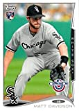 2014 Topps Opening Day #174 Matt Davidson RC - Chicago White Sox (RC - Rookie Card)(Baseball Cards)