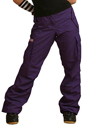 Ufo Pants (UFO's Girly Hipster Pant, Grape (X-Large))