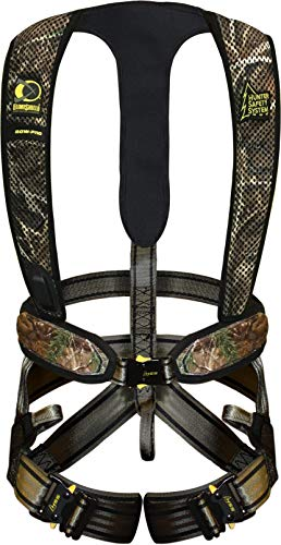 Hunter Safety System UltraLite Flex Harness, Large/X-Large