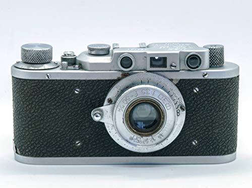 (FED USSR Soviet Union Russian RF 35 mm Leica copy camera M39 mount)
