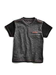 GUESS Factory Howell Marled Tee (2-6)