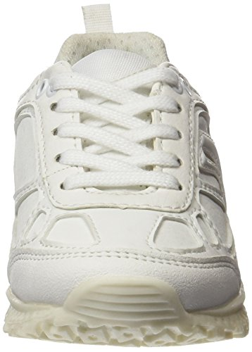 Niños Blanco Eu white Para J Bernie Geox 39 E Zapatillas zXAXZq