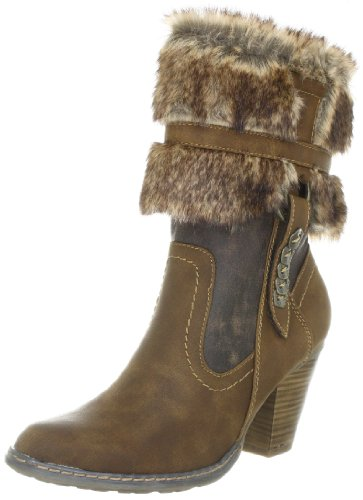 Tamaris 1-1-25410-29 398 Womens Boots Cafe Ant Comb gZixsKN1xU