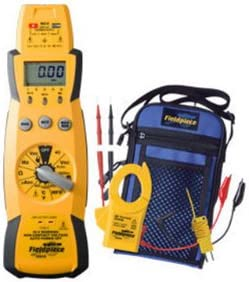 Fieldpiece Expandable Manual and Auto Ranging Stick Multimeter – HS35