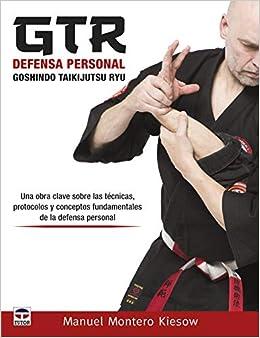 Manuel Montero - Gtr Defensa Personal Goshindo Taikijutsu Ryu