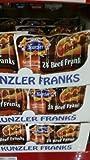 Kunzler Beef Franks 3 Lb (2 Pack)