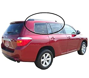 Amazon Com Roof Rails Luggage Carrier System For Toyota
