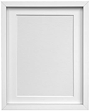 White picture frame with mount frame design reviews for Ikea cornici 50x70