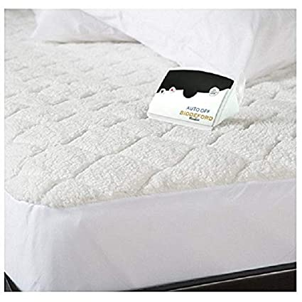 Amazon Com Biddeford 5302 9051128 100 Quilted Sherpa Electric